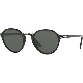 Persol 3184S Medium Black Green