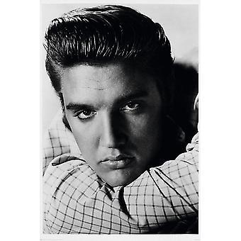 Poster - Studio B - Elvis Presley- Eyes 36x24