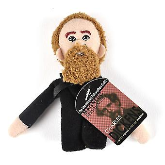 Finger Puppet - UPG - Dickens Soft Doll Toys Gifts Licensed New 0031