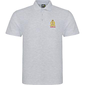 Staff & Personnel Support Branch SPS - Veteran - Licensed British Army Embroidered RTX Polo