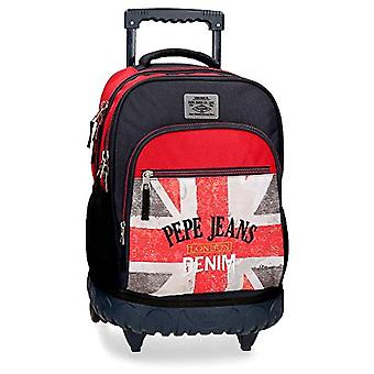 Pepe Jeans Calvin Backpack - 43 cm - 28.9 liters - Multicolor