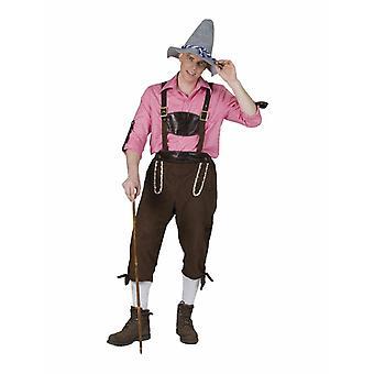 Oktoberfest Bayern Pants Men's Costume Tyrolean Costume Pants Men's Costume
