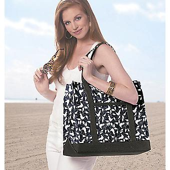 Tote In 3 Sizes  All Sizes In One Envelope Pattern B5622  Osz