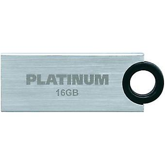 USB stick 16 GB Platinum 16GB Slender 2.0 Silver 177546 USB 2.0