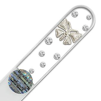 Schmetterling Crystal Nagelfeile JW-S3