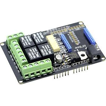 Seeed Studio Relay module Compatible with: C-Control Duino, Grove, Arduino™