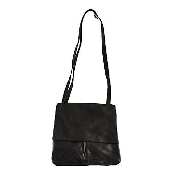 CTM Womens shoulder bag soft leather made in Italy