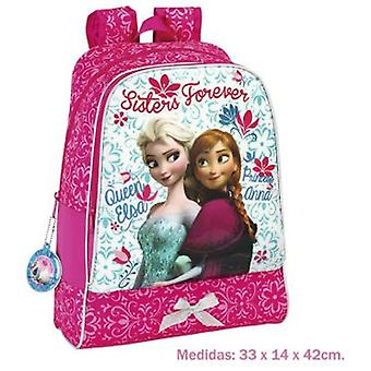 Safta Backpack Frozen  Sisters Forever  (Jouets , Zone Scolaire , Sac À Dos)