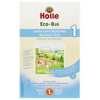 Holle Milk Infan. 1 Eco Breastfeeding