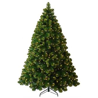Item International Christmas Tree Pvc Metal Leds 400 918 Branches