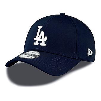 Czapka z daszkiem New Era Classic 39Thirty Los Angeles Dodgers - granatowy / biały