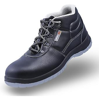 JERIKO 236R work safety shoes boots boots S1 P SRC leather of safety shoes