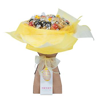 Mothers Day Chocolate Bouquet - Spring Daffodil - Large