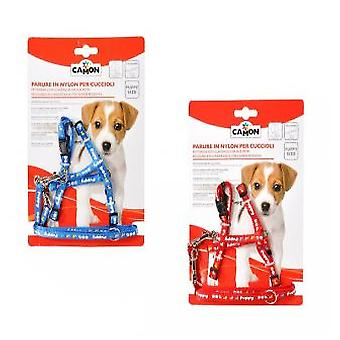 Camon Adjustable Harness & Leash Puppy 8x2000 mm (Chiens , Equipement , Laisses)