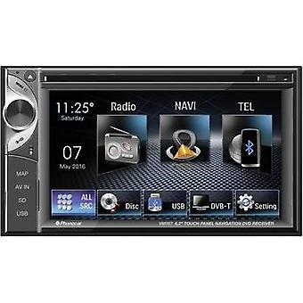 Phonocar VM057E Sat nav (fitted) Europe Built-in nav