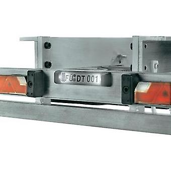 Carson Modellsport 500907034 1:14 Trailer licence plate holder 1 pack