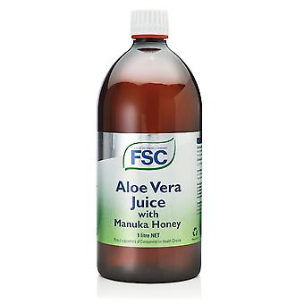FSC, Aloe Vera & Manuka Honey Juice, 1000ml