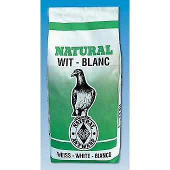 Pigeon Loft belgiske hvid 2,5 kg