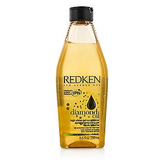 Redken Diamond olie hoog glans Gel Conditioner (voor DOF haar) 250ml / 8,5 oz