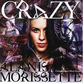 Alanis Morissette - Crazy USA import