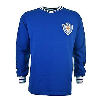 Leicester City 1970 -1971 Retro Football Shirt
