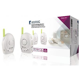 König Digital audio baby monitor 2,4 GHz