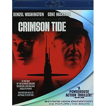 Crimson Tide [BLU-RAY] USA import