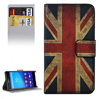 Pocket wallet premium model 9 for Sony Xperia Z5 compact (mini) 4.6 inch