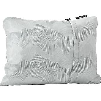 Thermarest almohada compresible gris (grande)