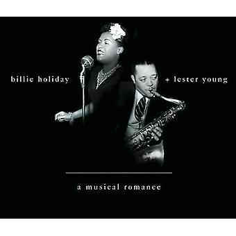 Holiday/Young - Musical Romance [CD] USA import