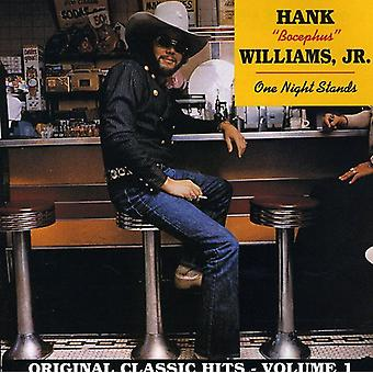 Hank Williams Jr. - Hank Williams Jr.: Vol. 1-One Night-Stands [CD] USA import