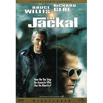 The Jackal [DVD] USA import