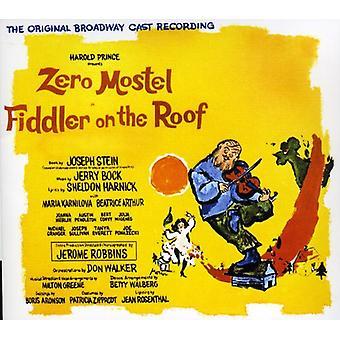 Importaciones Broadway Cast - violinista en el tejado [Original Broadway Cast grabación] [CD] Estados Unidos