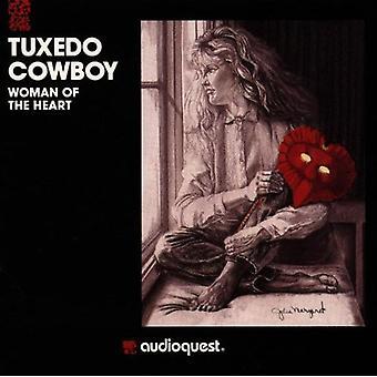 Tuxedo Cowboy - kvinde af hjertet [CD] USA importen