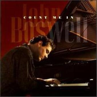 John Boswell - Count Me in [CD] USA import