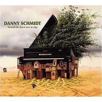 Danny Schmidt - i stedet skoven steg til synge [CD] USA import