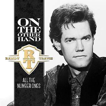 Randy Travis - On the Other Hand-All the #1s [CD] USA import