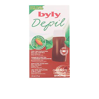 DEPIL roll-on cera tibia chocolate
