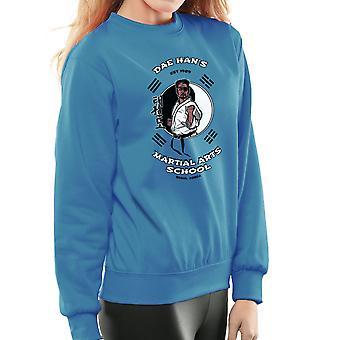 Dae Hans Martial Arts School Best of the Best Women's Sweatshirt