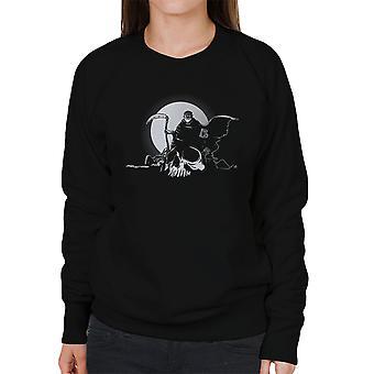 Jeg ser Dead tegn George RR Martin Game Of Thrones kvinders Sweatshirt
