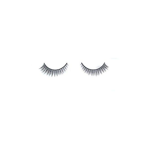 W.A.T Black Synthetic False Eyelashes