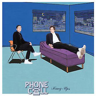 Telefonopkald - hænge Ups [CD] USA importerer