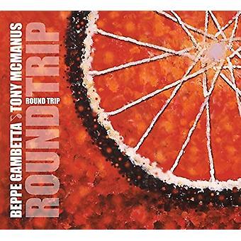 Gambetta, Beppe & McManus, Tony - rundtur [CD] USA import