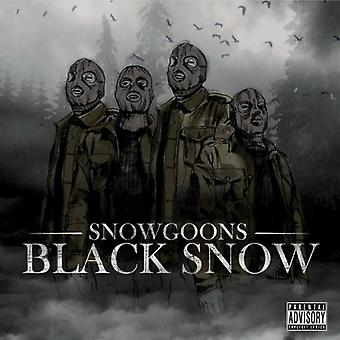 Snowgoons - sort sne [CD] USA import