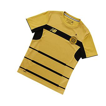 2016-2017 Celtic Pre-Match Training Jersey (Gold) - Kids