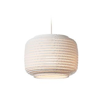 Graypants White Ausi Pendant Light 12