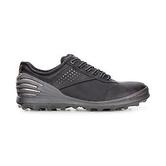 Ecco Ecco 2017 Cage Pro Spikeless Golf Shoes - Black
