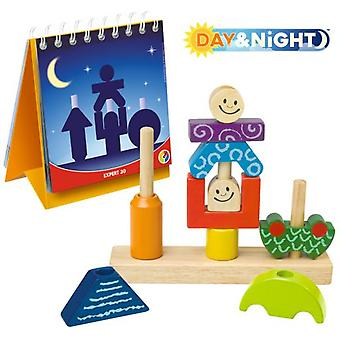 Smart Games Day&Night (Toys , Boardgames , Logic And Ingenuity)