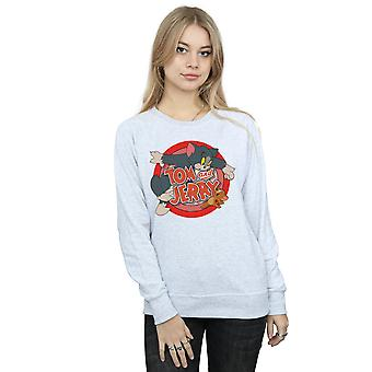 Tom And Jerry Women's Classic Catch Sweatshirt