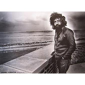 Jerry Garcia Copenhagen Poster Poster Print